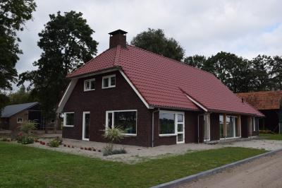 Moderne woonboerderij