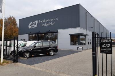 C&J bedrijfsauto's