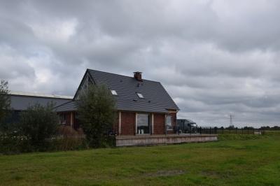 Nieuwbouw woonhuis te Zwartsluis